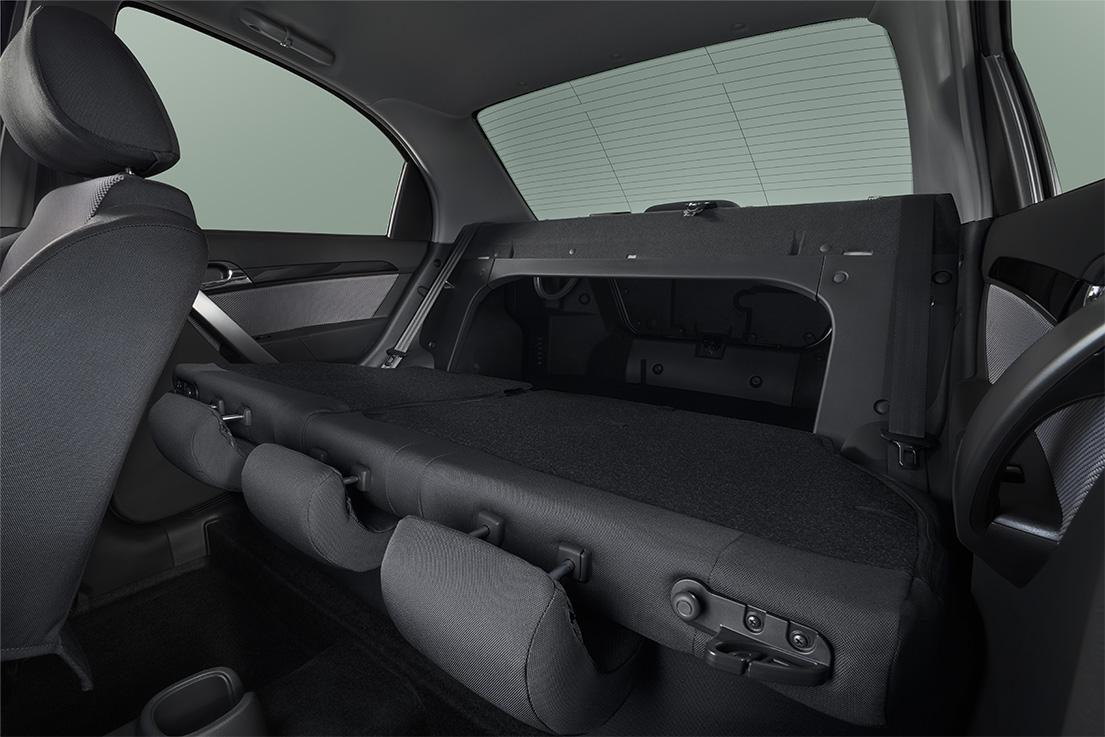 RAVON NEXIA R3 - Интерьер